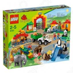 фото Конструктор Lego Большой Зоопарк, Серия Duplo