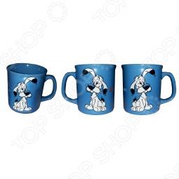 фото Кружка детская «Собака Астерикса и Обеликса», Посуда для детей