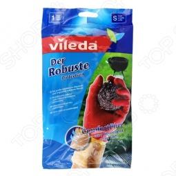фото Перчатки особо прочные Vileda. Размер: S, Перчатки хозяйственные