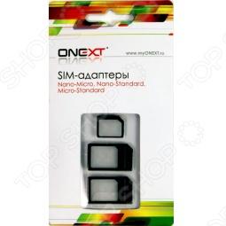 фото Адаптер sim-карты Onext 3 В 3, купить, цена