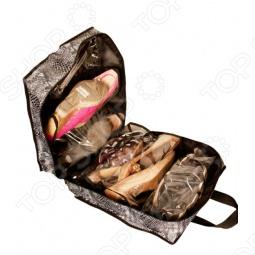 фото Набор чехлов 3 в 1: для сумок, колготок и обуви. Рисунок: Цветы, Кофры. Чехлы. Органайзеры для вещей