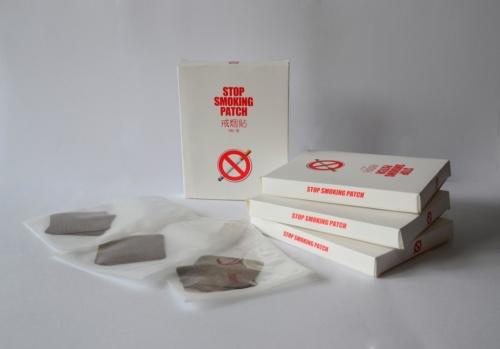Антиникотиновый пластырь Stop Smoking Patch .