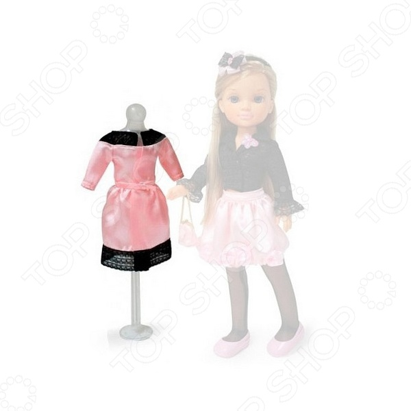 Выкройки для куклы нэнси