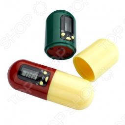 фото Контейнер для таблеток Bradex Напоминатель, Полезные мелочи для красоты и здоровья