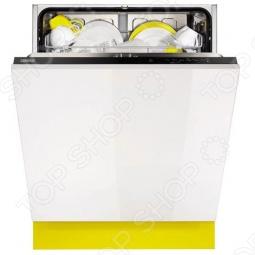 фото Машина посудомоечная встраиваемая Zanussi Zdt 16011 Fa, Встраиваемые посудомоечные машины