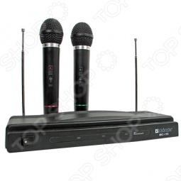 фото Набор из 2-х беспроводных микрофонов Defender Mic-155, Микрофоны