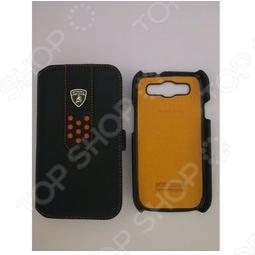 фото Чехол Lambordghini Book Case Superleggera D2 Для Samsung S3 I9300, Защитные чехлы для других мобильных телефонов
