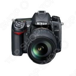 фото Фотокамера цифровая Nikon D7000 18-105 Vr, Зеркальные фотоаппараты