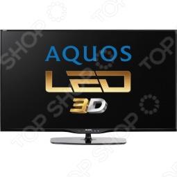 фото Телевизор Sharp Lc-60Le651, ЖК-телевизоры и панели