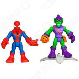 фото Набор фигурок игрушечных Hasbro Spider Man, Супергерои