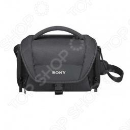 фото Сумка универсальная Sony Lcs-U21/b, Защитные чехлы для фотоаппаратов