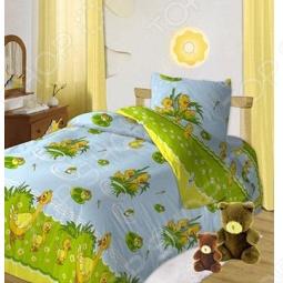 фото Комплект постельного белья Непоседа Ути, Детские комплекты постельного белья