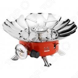 фото Плита газовая портативная с пьезоподжигом Irit Ir-8511, Настольные плиты