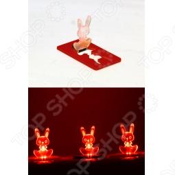 фото Свеча светодиодная карманная Drivemotion «Кролик», Светильники светодиодные