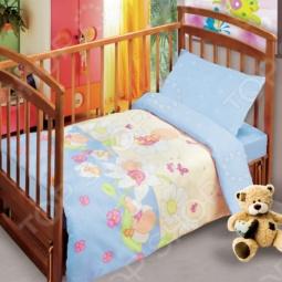 фото Комплект постельного белья Непоседа Сладкие Сны, Детские комплекты постельного белья