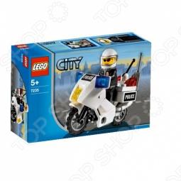 фото Конструктор Lego Полицейский Мотоцикл 21277, Серия City