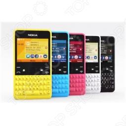 фото Мобильный телефон Nokia Asha 210 Dual Sim, Мобильные телефоны с 2-я sim-картами