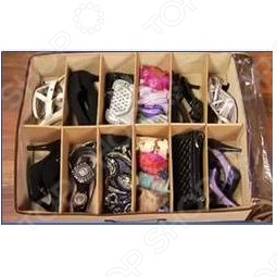 фото Органайзер для обуви Shoes Under, Кофры. Чехлы. Органайзеры для вещей