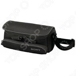 фото Чехол для видеокамеры handycam® и аксессуаров Sony Lcs-U5, Защитные чехлы для фотоаппаратов