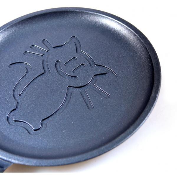 Сковорода с котом