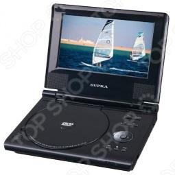 фото Плеер dvd портативный Supra Sdtv-715U, купить, цена