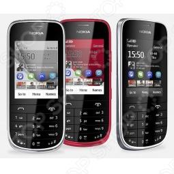 фото Мобильный телефон Nokia 203 Asha, Мобильные телефоны