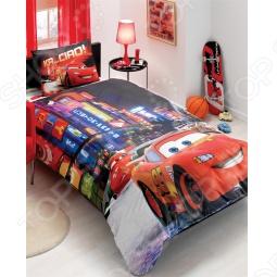фото Комплект постельного белья TAC Cars 2 Movie, купить, цена