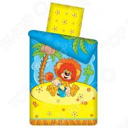 фото Комплект постельного белья Непоседа Солнечный День, Детские комплекты постельного белья