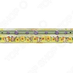 фото 3D бордюр для скрапбукинга Rayher «Цветок И Бабочки», купить, цена