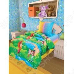 фото Комплект постельного белья Непоседа Радуга, Детские комплекты постельного белья