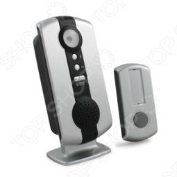 Беспроводной звонок АРИЯ - это многофункциональность и современный дизайн.  Тех. хар-киРегулятор громкости (высокая...