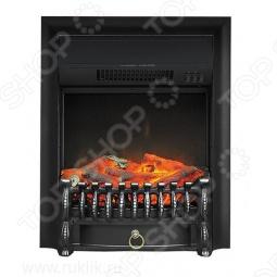 фото Электрокамин Royal Flame Fobos Fx Black (Rb-Std5Blfx), купить, цена
