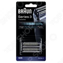 фото Бритвенная кассета Braun 3 32S, Аксессуары приборов для индивидуального ухода