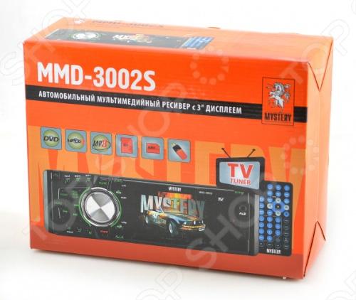 mystery mmd-3002 инструкция
