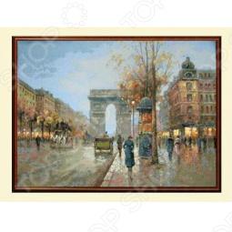 фото Картина «Вечерний Париж», Картины. Панно
