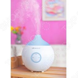 фото Ароматизатор-увлажнитель AIC ULTRANSMIT KW-017. Цвет: розовый, Осушители. Очистители. Увлажнители воздуха