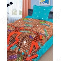 фото Комплект постельного белья 4You «Граффити», Детские комплекты постельного белья