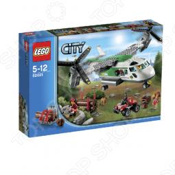 фото Конструктор Lego Грузовой Конвертоплан, Серия City