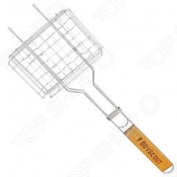 фото Решетка-гриль для сосисок и колбасок BOYSCOUT, Решетки для гриля и шампуры