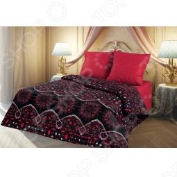 фото Комплект постельного белья Романтика Пламя Страсти, купить, цена