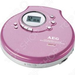 фото Плеер mp3 AEG Cdp 4212 Roza, MP3-плееры