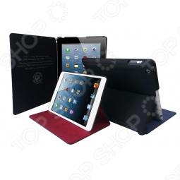 фото Чехол NHL Cover Red Stitching Для New Ipad, Защитные чехлы для планшетов iPad
