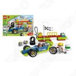 фото Конструктор Lego Быстрый Пит-Стоп, Серия Duplo