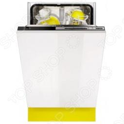 фото Машина посудомоечная встраиваемая Zanussi Zdv 14001 Fa, Встраиваемые посудомоечные машины