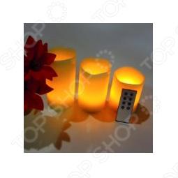 фото Свечи светодиодные Ledcandle S-3Pc, Светильники светодиодные