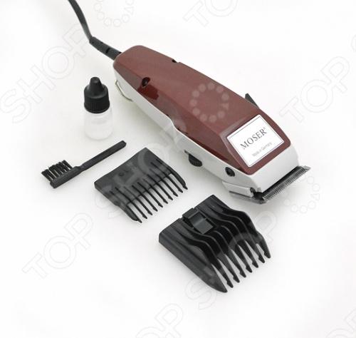 машинка для стрижки волос Moser 1400-0051 инструкция - фото 7