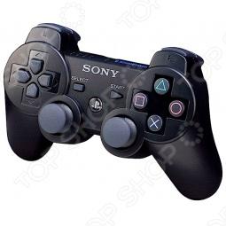 фото Геймпад Sony Playstation 3 Dualshock Ps719234562, Аксессуары для игровых консолей