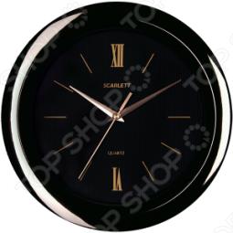 фото Часы настенные Scarlett Sc-44 S, Часы настенные