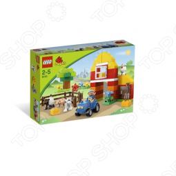 фото Конструктор Lego Мой Первый Деревенский Домик, Серия Duplo