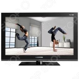 фото Телевизор Hyundai H-Ledvd22V6, ЖК-телевизоры и панели